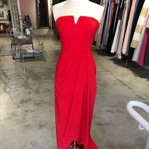 Theia bridesmaid dress